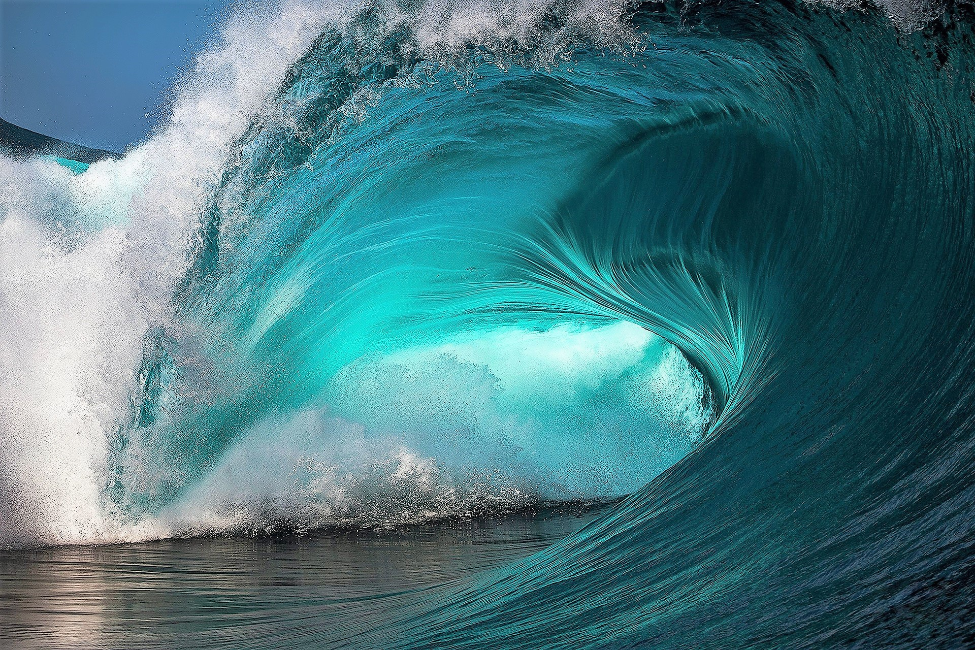 Giant wave hd wallpaper background image 1920x1280 id 927576 wallpaper abyss - Wave pics wallpaper ...