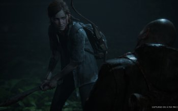 83 Ellie The Last Of Us Hd Wallpapers Background Images Wallpaper Abyss Page 2