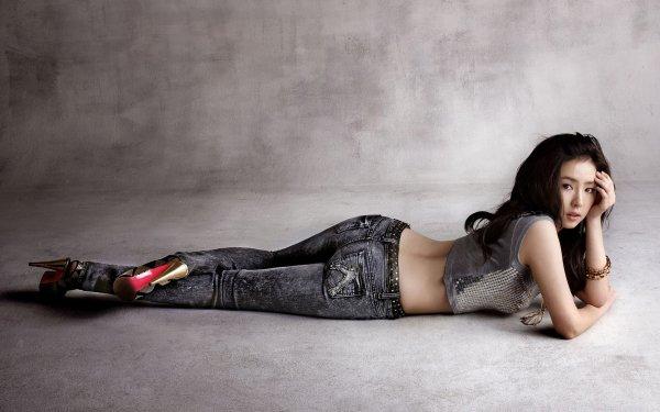 Kvinnor Shin Se-kyung Skådespelerskor South Korea Actress Asian Brunette HD Wallpaper | Background Image