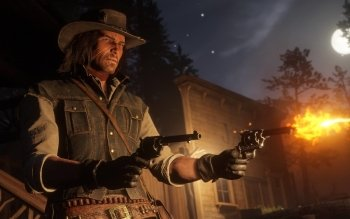 16 John Marston Hd Wallpapers Background Images