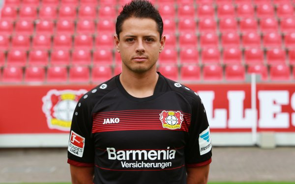 Sports Javier Hernandez Soccer Player Mexican HD Wallpaper | Background Image