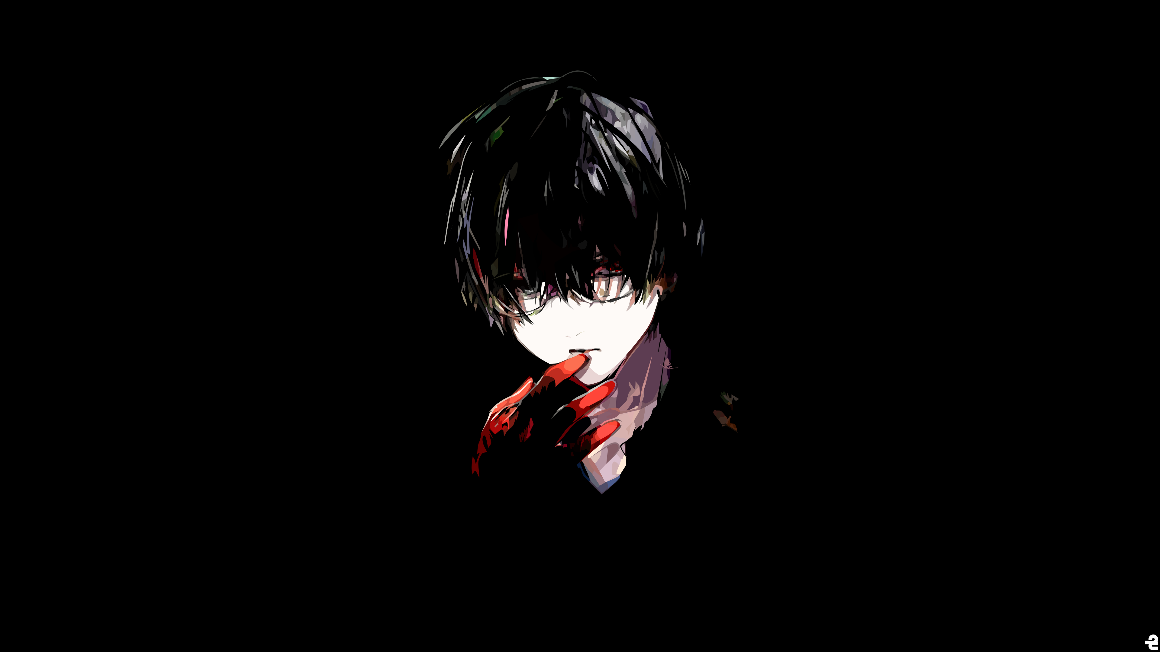 Tokyo Ghoul 4k Ultra Hd Wallpaper Background Image 3840x2160 Id 930313 Wallpaper Abyss