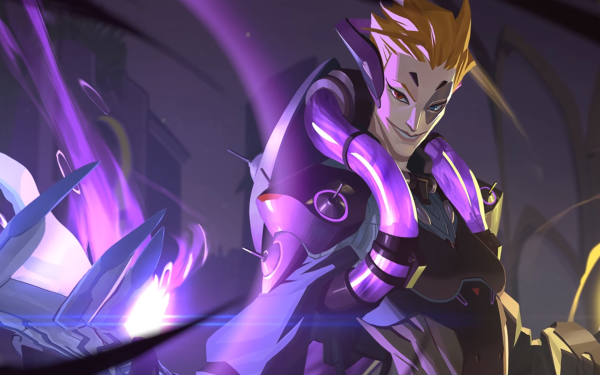 Video Game Overwatch Moira HD Wallpaper | Background Image