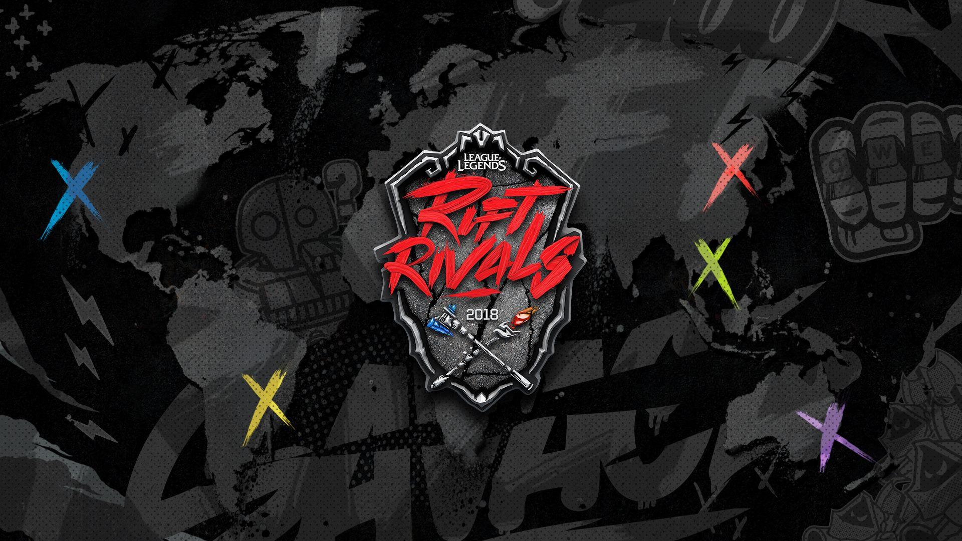 Rift Rivals 2018 HD Wallpaper