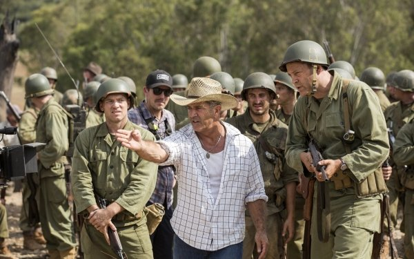 Movie Hacksaw Ridge Mel Gibson Sam Worthington Vince Vaughn HD Wallpaper | Background Image