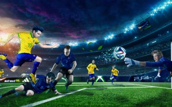 2 Soccer Field Hd Wallpapers Background Images Wallpaper Abyss