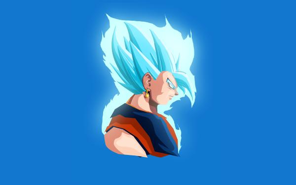 Anime Dragon Ball Super Dragon Ball Vegito HD Wallpaper | Background Image
