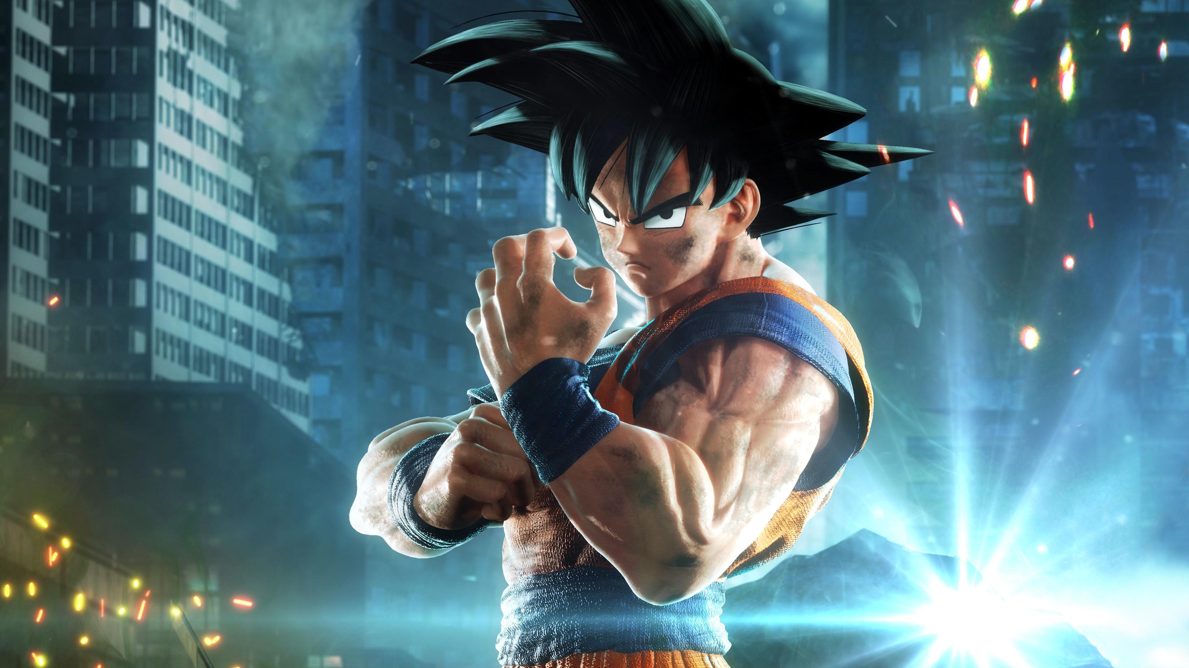 Goku 4k Ultra Fondo De Pantalla Hd Fondo De Escritorio 3840x2160