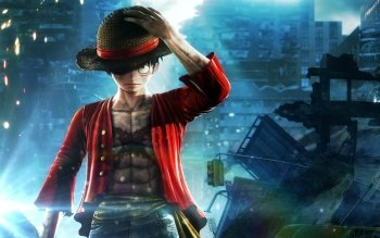 98 4k Ultra Hd Monkey D Luffy Wallpapers Background Images