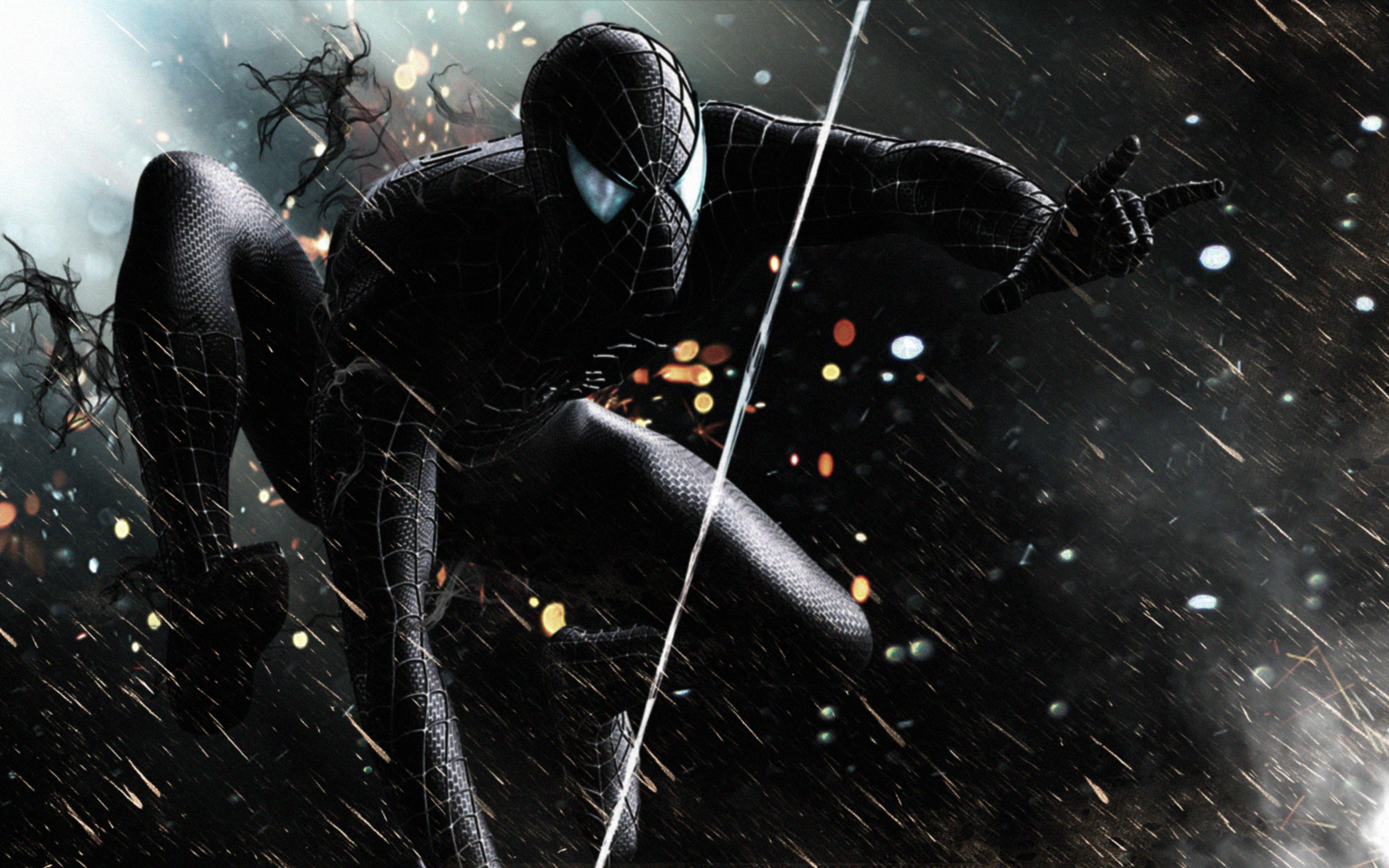 Spider Man 3 4k Ultra Hd Wallpaper Background Image 3840x2400