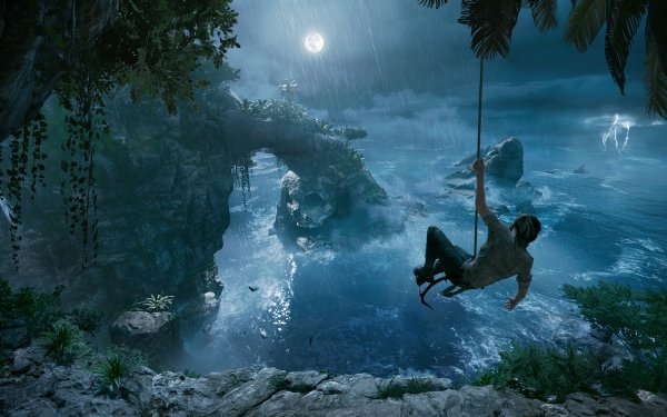 Video Game Shadow of the Tomb Raider Tomb Raider HD Wallpaper | Background Image