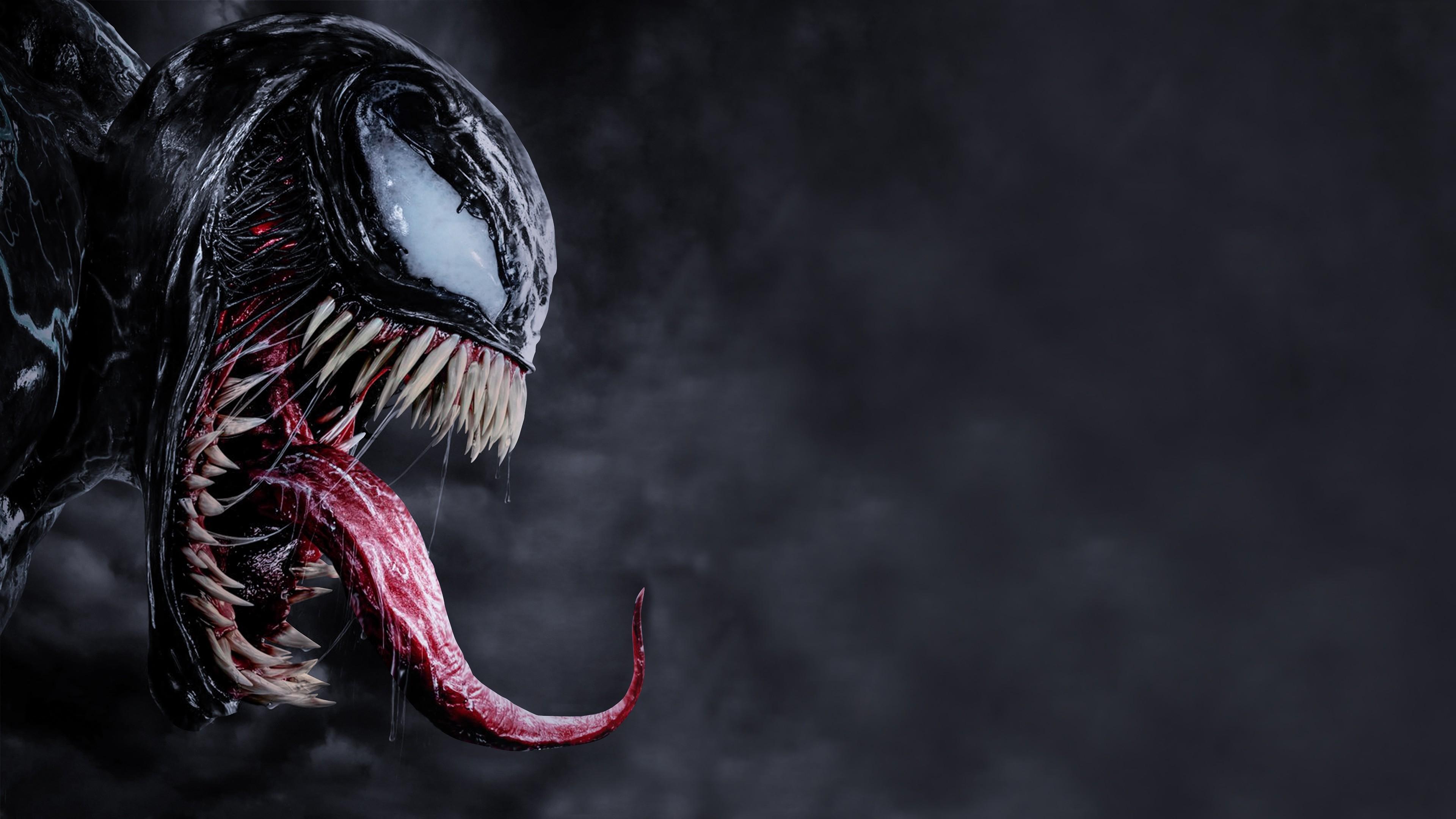 Venom 4k Ultra Fond D Ecran Hd Arriere Plan 3840x2160