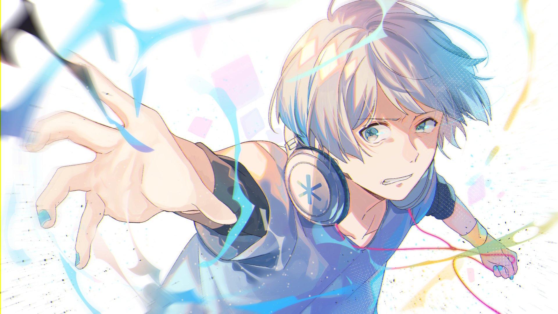 Boy Headphones Hd Wallpaper Background Image 1920x1080 Id 941401 Wallpaper Abyss