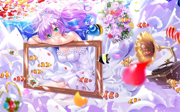 Anime Azur Lane Javelin HD Wallpaper | Background Image