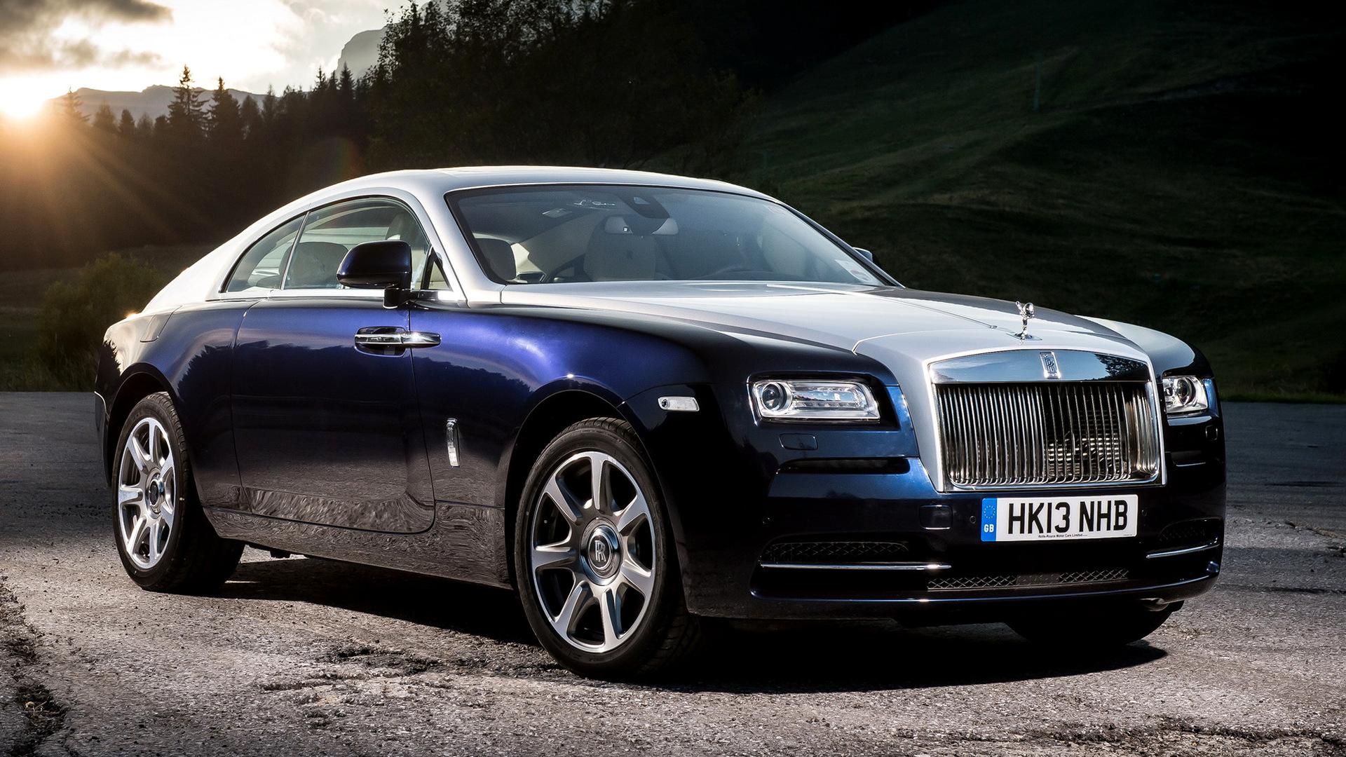 Rolls Royce Wraith Wallpapers ID942930