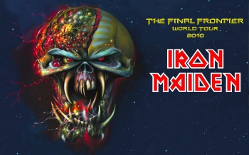 Music - Iron Maiden Wallpapers and Backgrounds ID : 94306