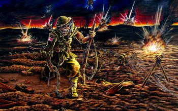 Music - Iron Maiden Wallpapers and Backgrounds ID : 94324