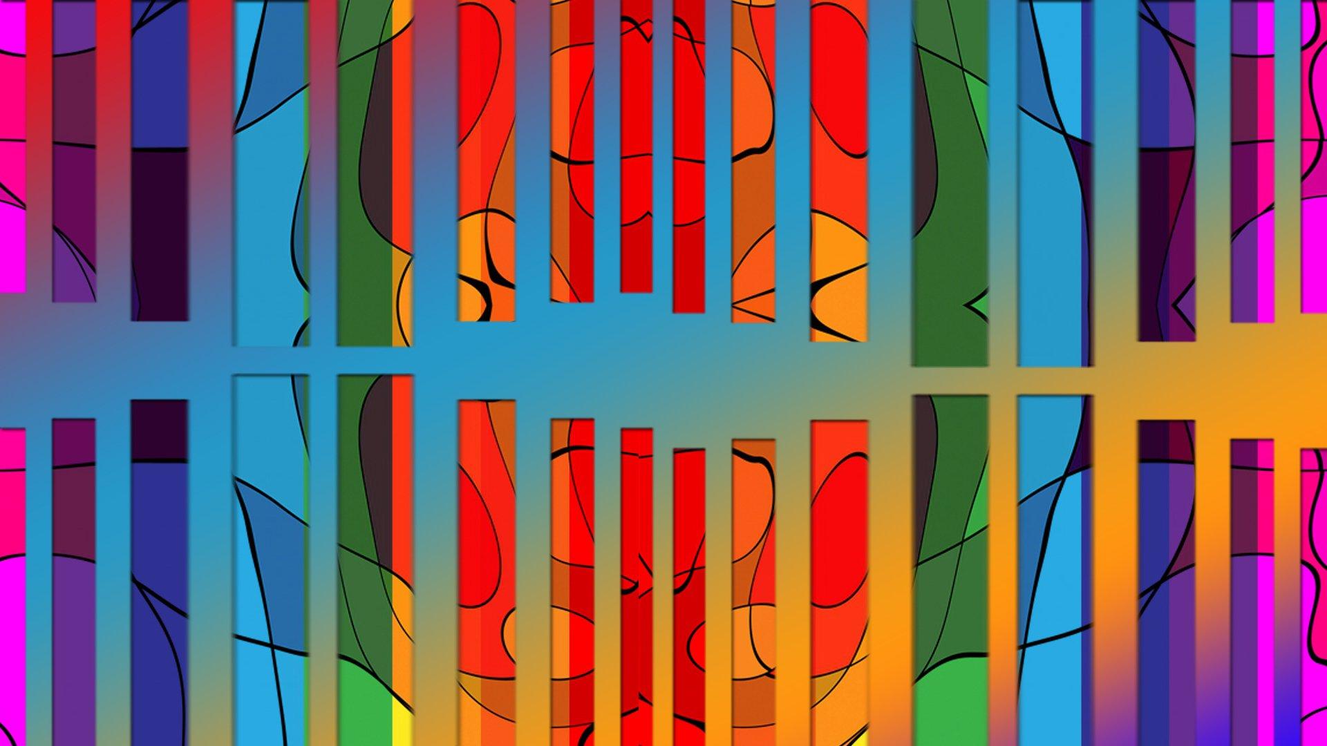Geometric Abstract Shape 159 Fondo De Pantalla Hd Fondo