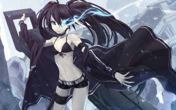 Anime - Black Rock Shooter Wallpapers and Backgrounds ID : 94514