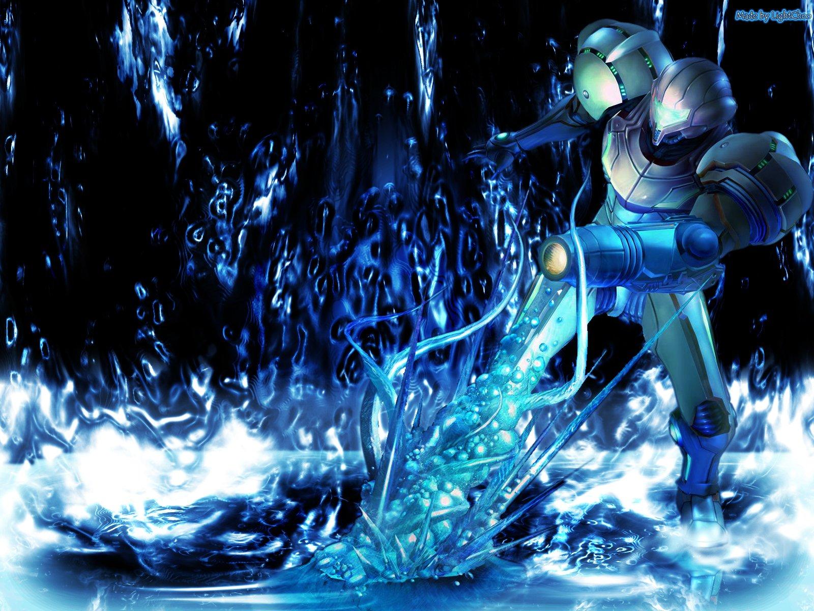 Computerspiele - Metroid  Wallpaper