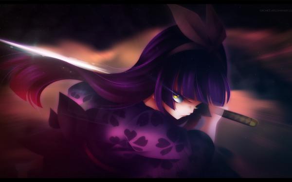 Anime Fairy Tail Kagura Mikazuchi Fond d'écran HD | Image