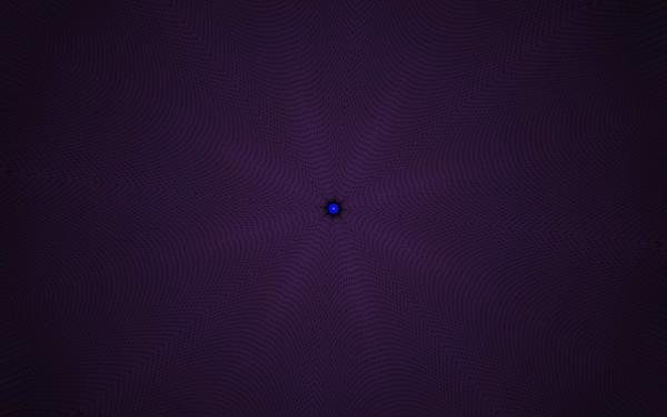 Abstract Purple Kaleidoscope HD Wallpaper | Background Image