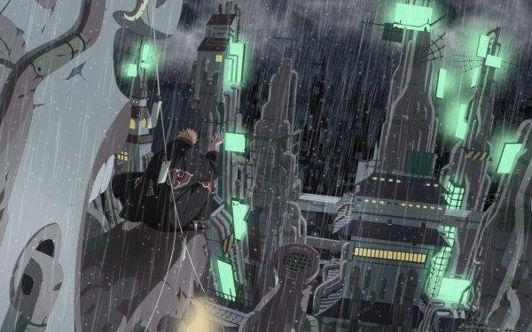 Anime Naruto Pain Akatsuki Yahiko Fondo de pantalla HD | Fondo de Escritorio