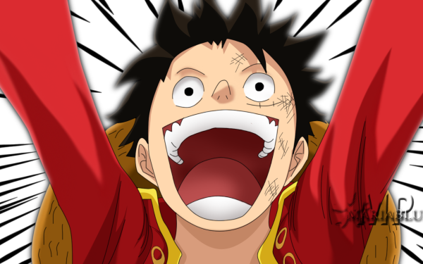 Anime One Piece Monkey D. Luffy HD Wallpaper | Background Image