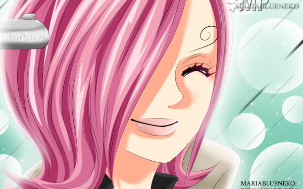 Anime One Piece Reiju Vinsmoke HD Wallpaper | Background Image