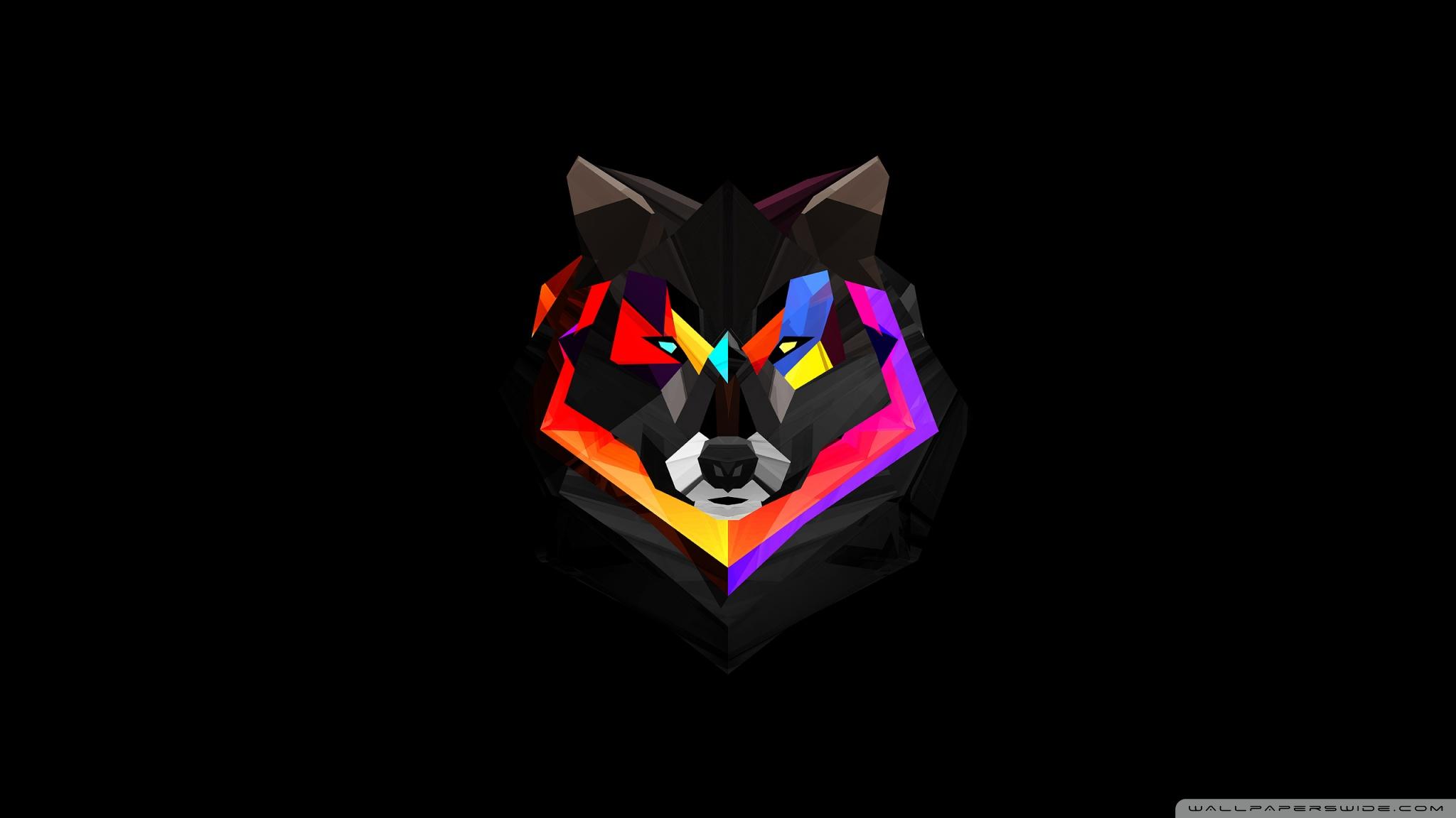 Wolf Hd Wallpaper Background Image 2048x1152 Id949397