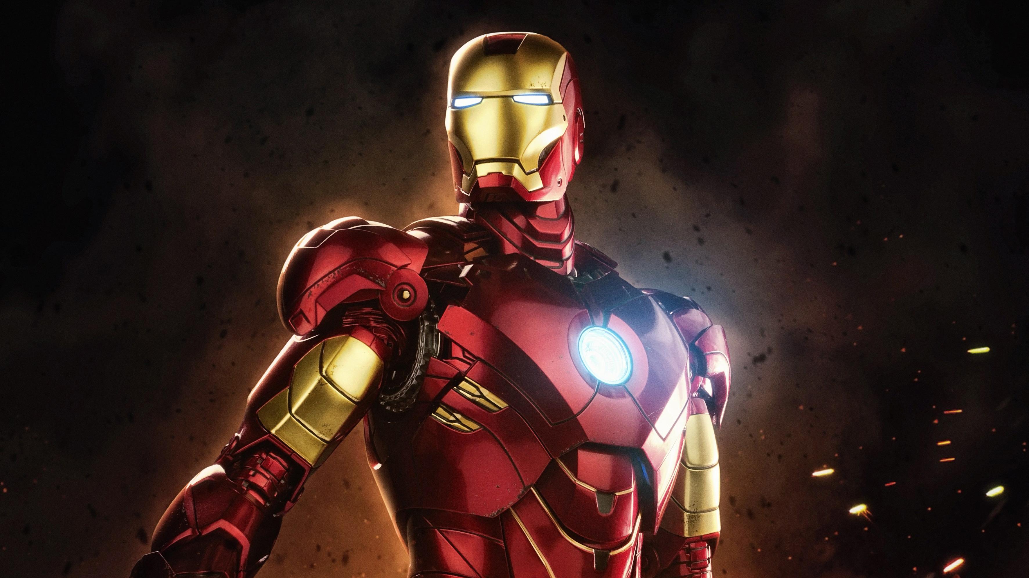 Iron Man HD Wallpaper | Background Image | 3545x1994 | ID:949985 - Wallpaper Abyss