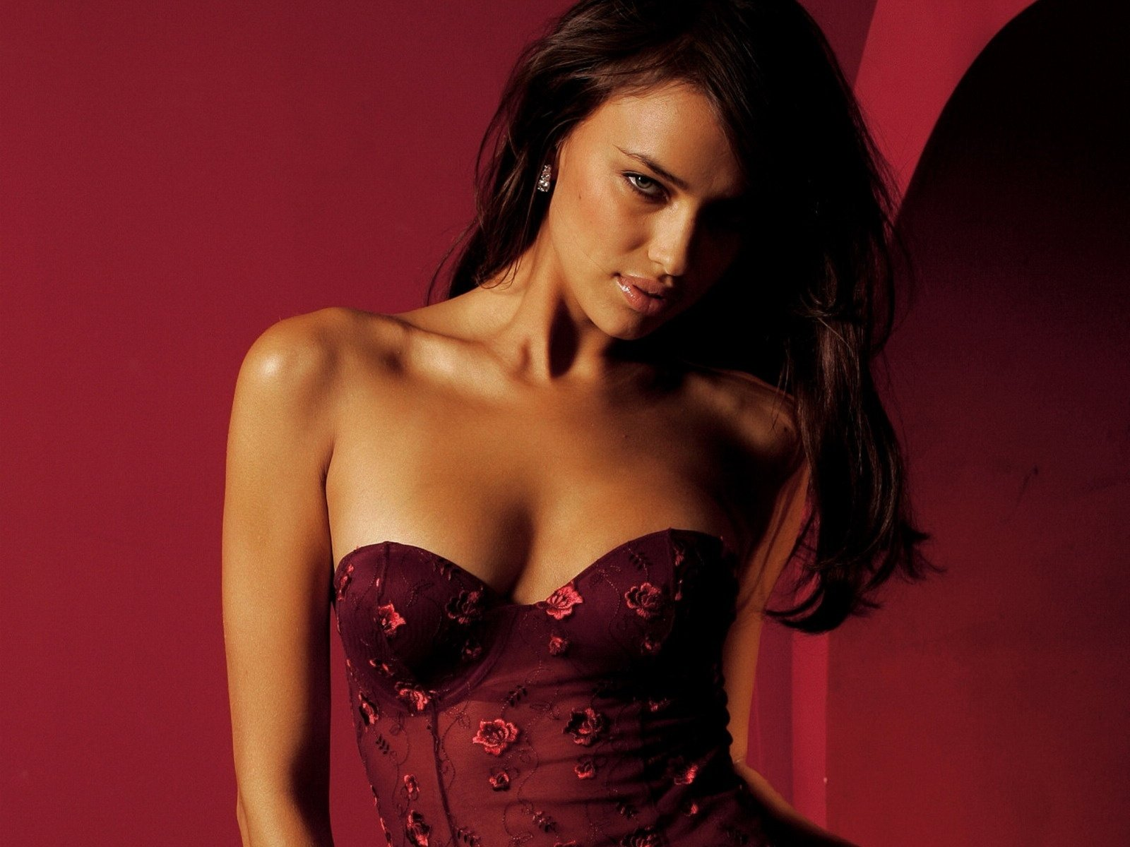 Celebrity - Irina Shayk  Temes Wallpaper