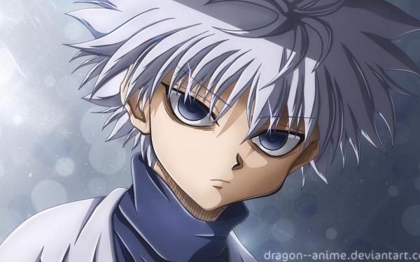 Anime Hunter x Hunter Killua Zoldyck HD Wallpaper | Background Image