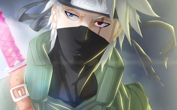 Anime Naruto Kakashi Hatake HD Wallpaper | Background Image