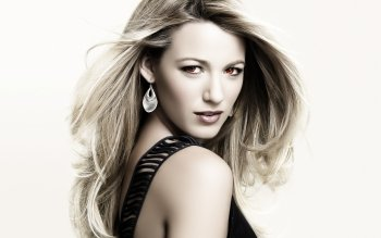 Celebrity - Blake Lively Wallpapers and Backgrounds ID : 95118