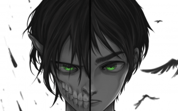 673 Eren Yeager Hd Wallpapers Background Images Wallpaper Abyss Page 15