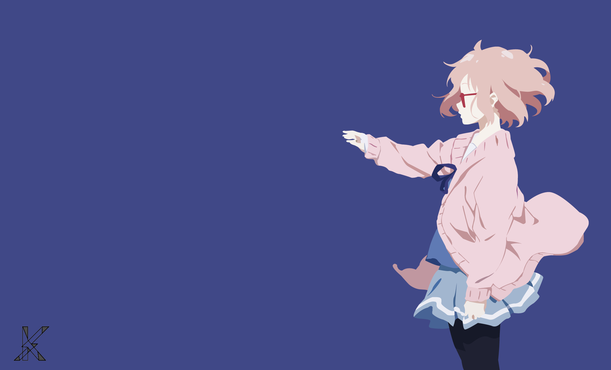 Beyond The Boundary Hd Wallpaper Background Image 2100x1275