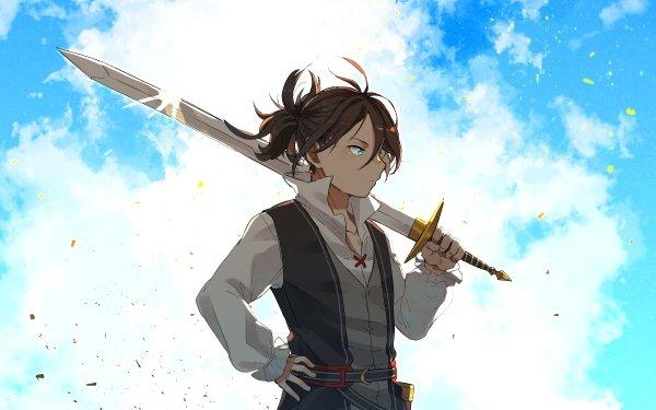 Anime Re:ZERO -Starting Life in Another World- Wilhelm van Astrea Sword Warrior HD Wallpaper | Background Image