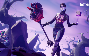 Moving Fortnite Animated Wallpaper