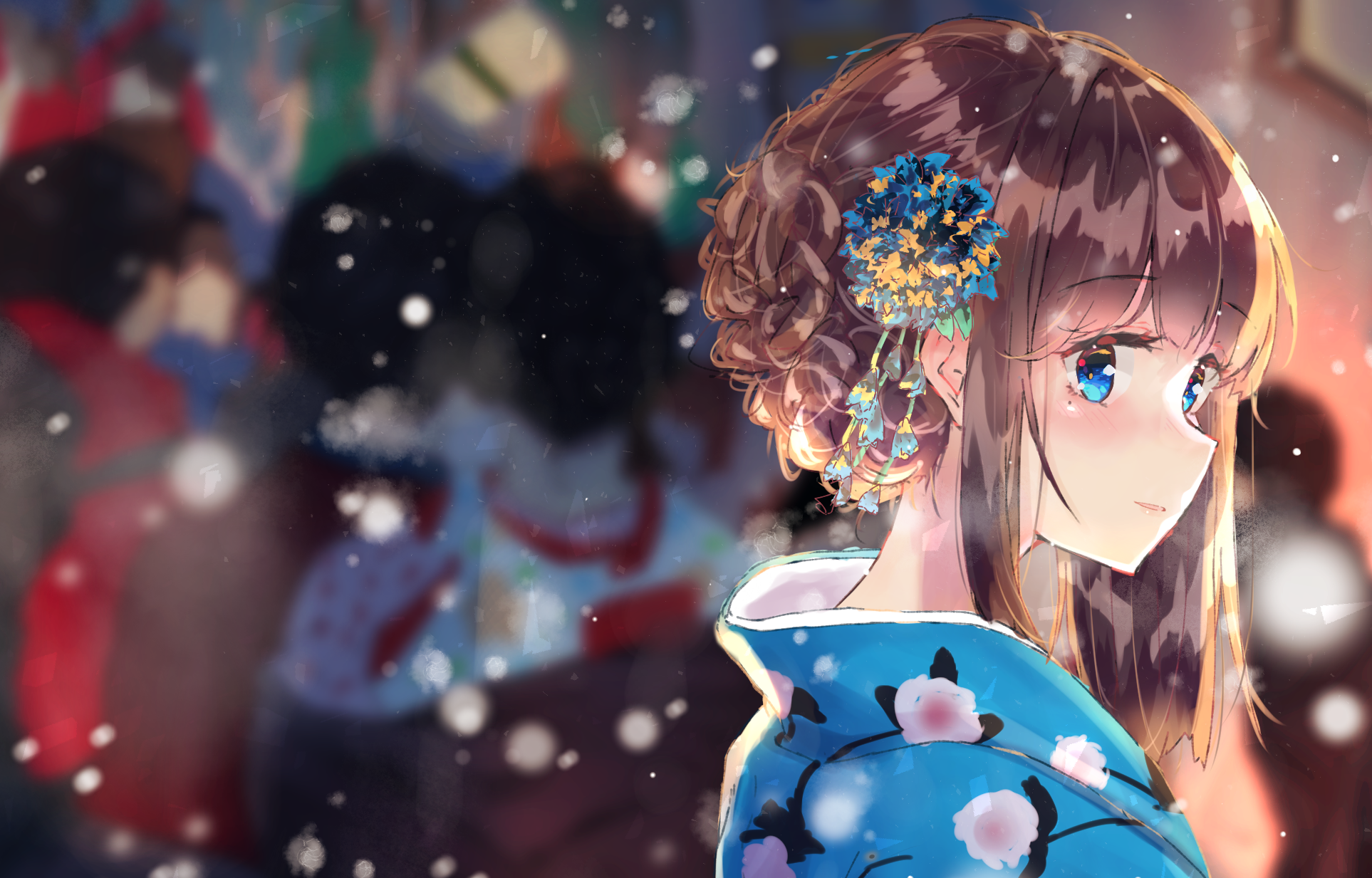 Kimono HD Wallpaper   Hintergrund   18x18
