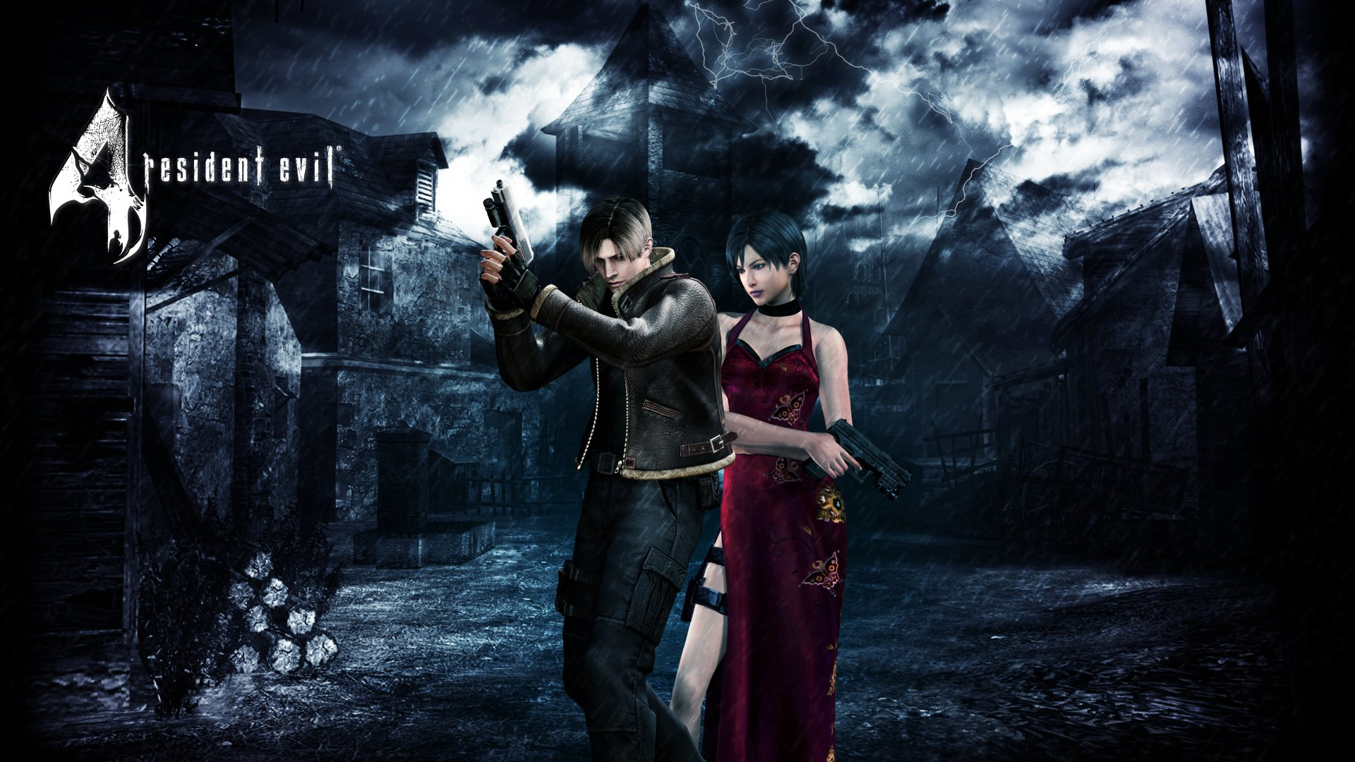1 4k Ultra Hd Resident Evil 4 Wallpapers Background Images