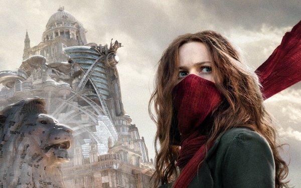 Movie Mortal Engines Hera Hilmar HD Wallpaper | Background Image