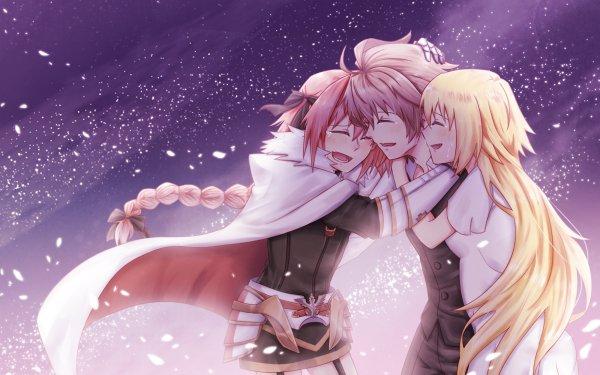 Anime Fate/Apocrypha Fate Series Jeanne d'Arc Sieg Astolfo HD Wallpaper | Background Image