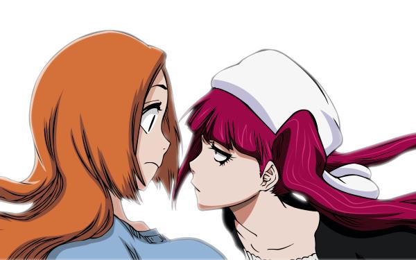 Anime Bleach Riruka Dokugamine Orihime Inoue HD Wallpaper   Background Image