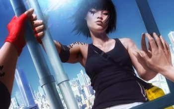 Video Game - Mirror's Edge Wallpapers and Backgrounds