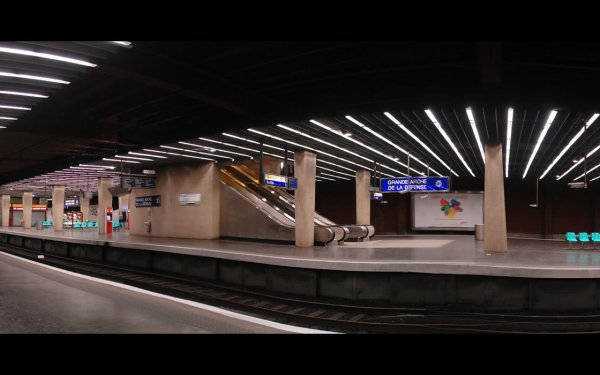 Man Made Train Station HD Wallpaper   Background Image