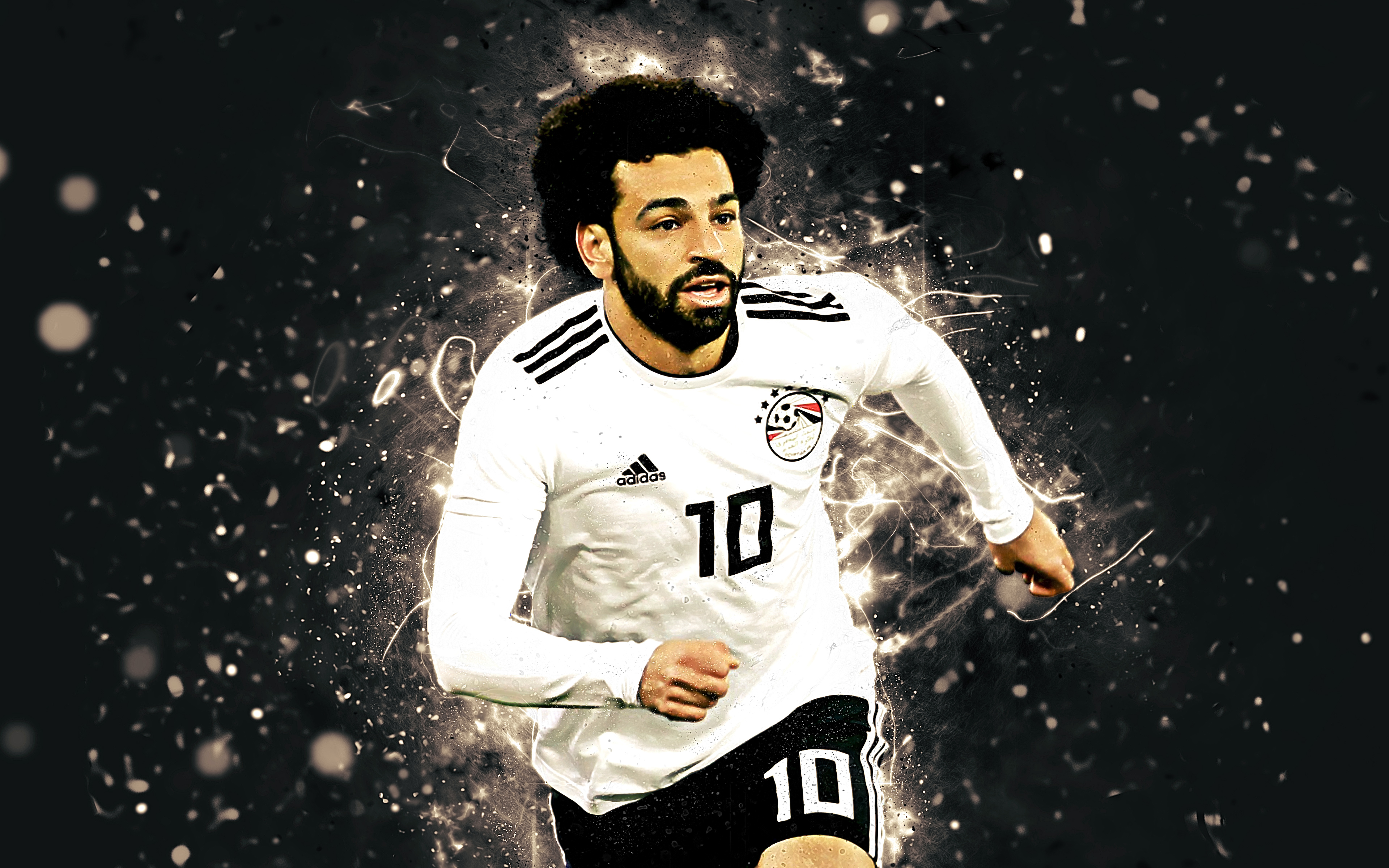 Mohamed Salah Egypt 4k Ultra Fondo De Pantalla Hd Fondo
