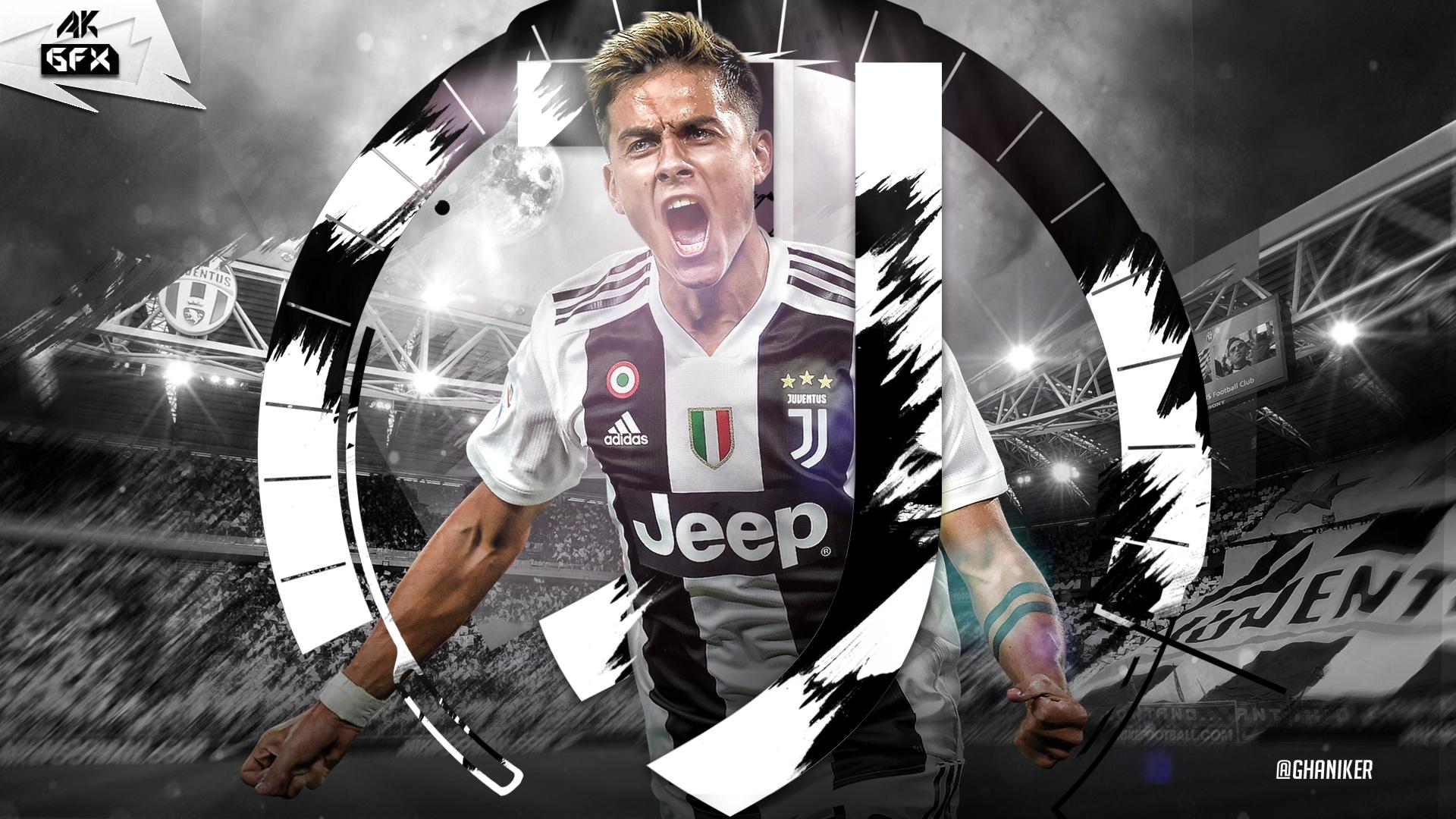 Paulo Dybala Juventus Fondo De Pantalla Hd Fondo De