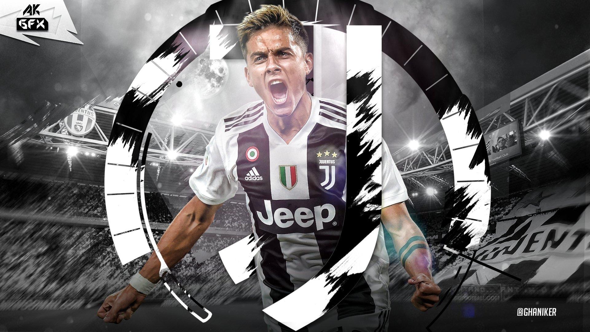 Paulo Dybala Juventus Hd Wallpaper Sfondi 1920x1080 Id