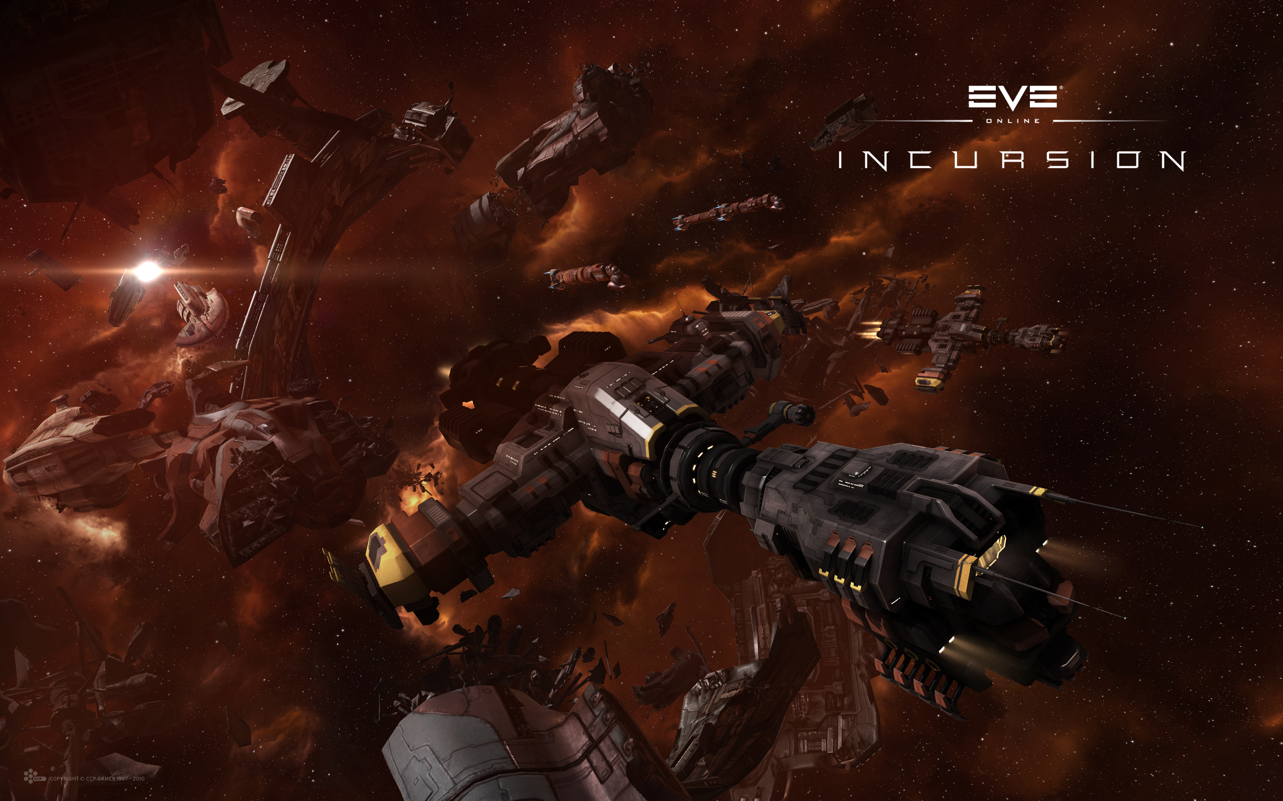 Incursion Full HD Wallpaper And Background